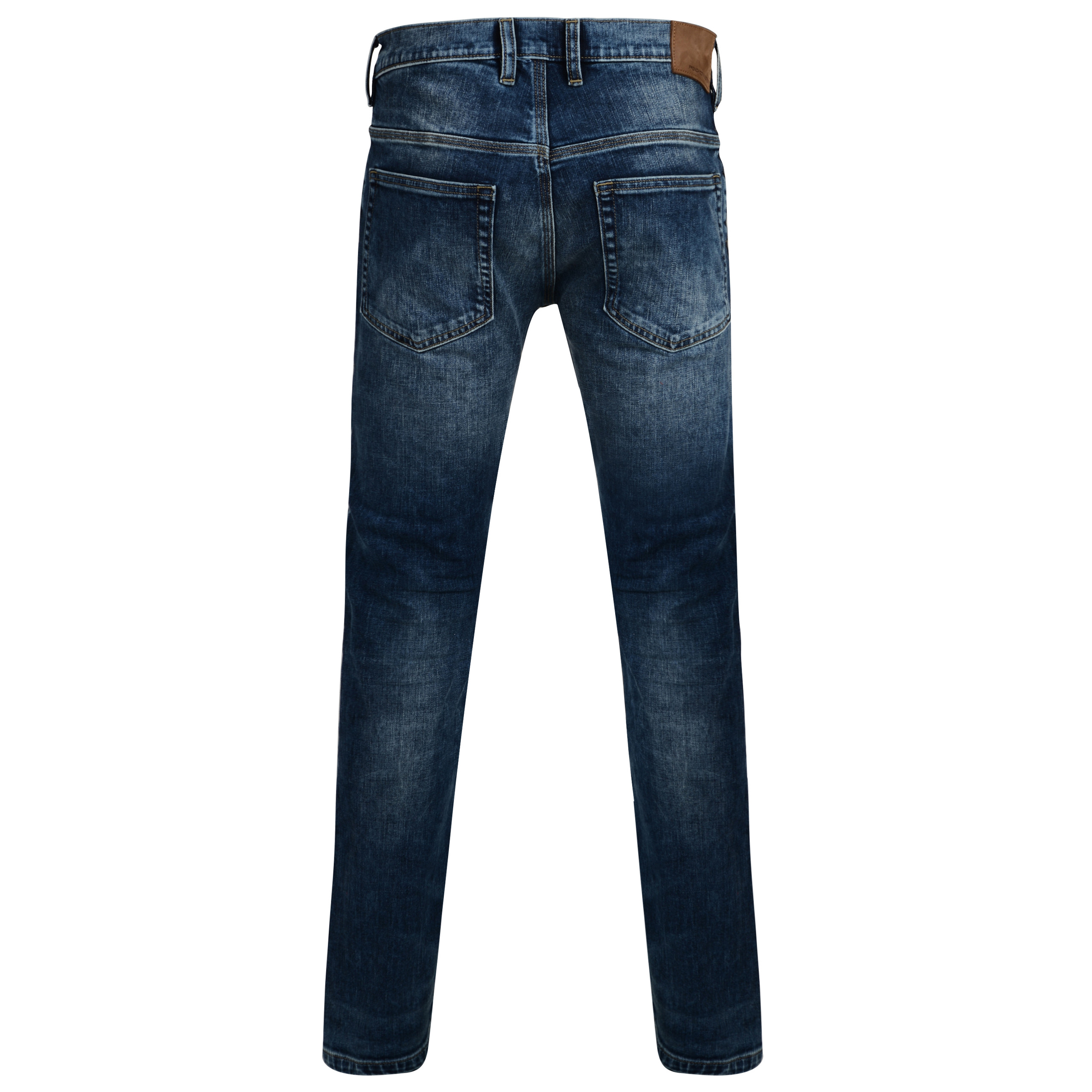 30e67324 French Connection Jeans - Slim Tapered Faded Indigo_55 Denim Jeans | Jean  Scene