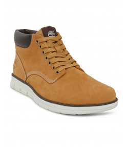 Timberland Mens Bradstreet Chukka Leather Boots Boots Le Wheat | Jean Scene