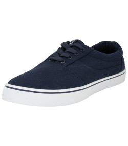 Ecko Men's Daim Low Canvas Shoes Navy | Jean Scene