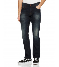 Firetrap Deadly Original Straight Fit Denim Jeans Dark Wash | Jean Scene