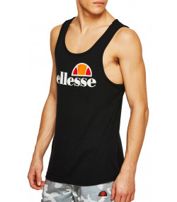 Ellesse Sleeveless Vest Short Sleeve Anthracite | Jean Scene