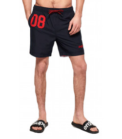 Superdry Water Polo Men's Shorts Darkest Navy | Jean Scene