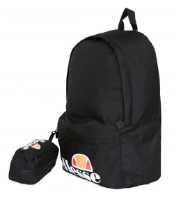 Ellesse Rolby School Backpack Bag Black | Jean Scene