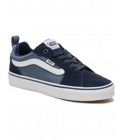 Vans Men's Filmore Suede Canvas Shoes Dress Blues | Jean Scene