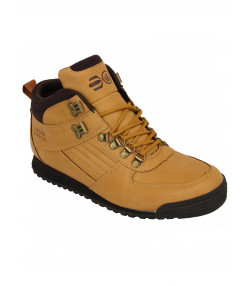 Crosshatch Mens Vassos Synthetic Shoes Boots Wheat | Jean Scene